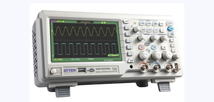 Digital Osciloscope ADS1042CML 40Mhz