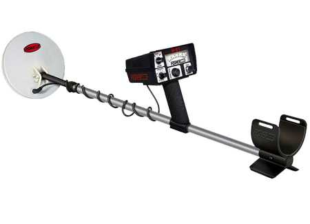 Ground Search Metal Detector Fisher M97