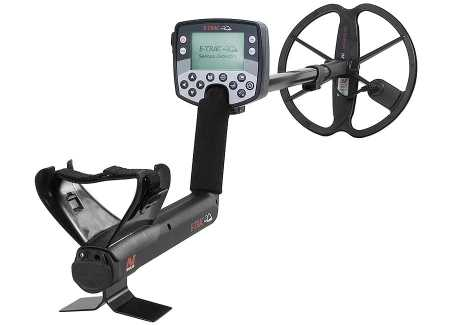 Ground Search Metal Detector Minelab E-Trac