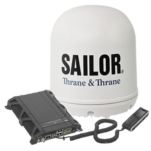 SAILOR® 250 FleetBroadband