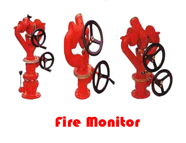 Fire Monitor