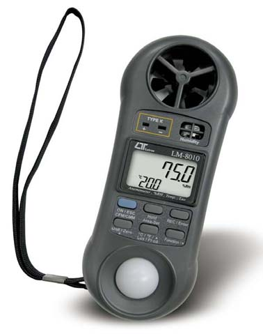 Anemometer Lutron LM-8010