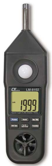 Anemometer Lutron LM-8102