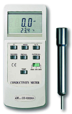Conductivity Meter Lutron CD-4303HA