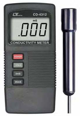 Conductivity Meter Lutron CD-4312
