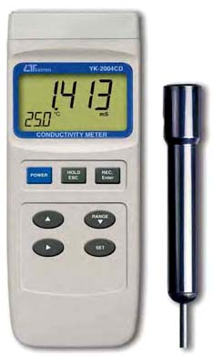 Conductivity Meter YK-2004CD