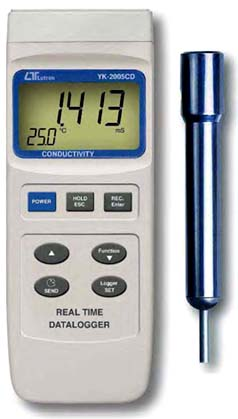 Conductivity Meter YK-2005CD