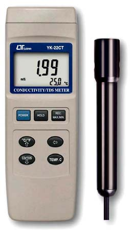 Conductivity / TDS Meter YK-22CT