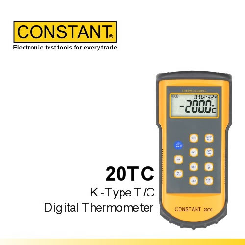 Thermometer K Type Constant 20TC