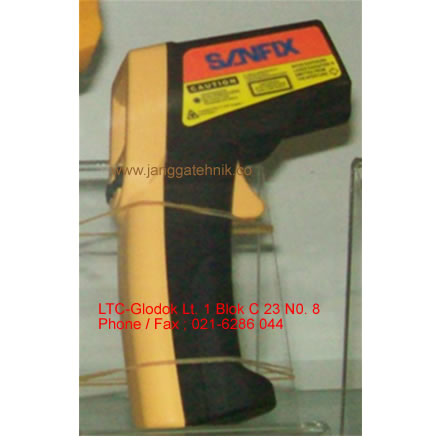 Infrared Thermometer | lnfraredThermometer Sanfix IT-1000
