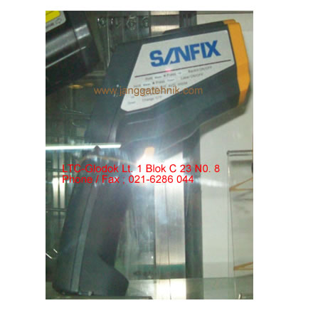 Infrared Thermometer | lnfraredThermometer Sanfix IT-1500