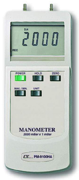 Manometer Lutron PM-9100HA