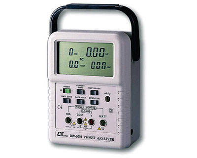 Watt meters (Power Analyzer) DW-6091