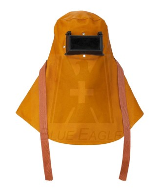 ARC-WELDING LEATHER HOOD NP901