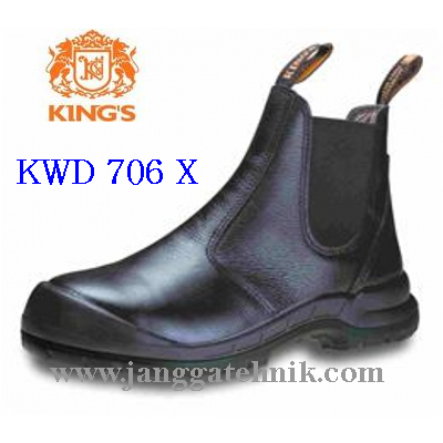 Safety Shoes Kings Indonesia
