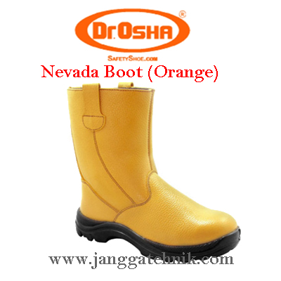 Dr.Osha Nevada Boot (Orange)
