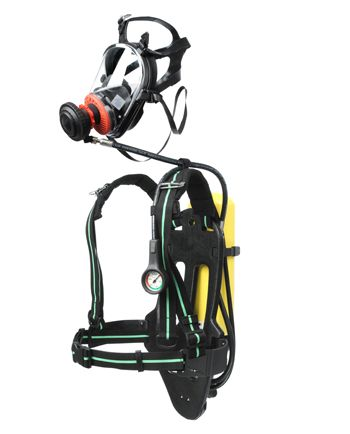 Breathing Apparatus RN 1603 - Click Image to Close