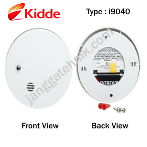 Smoke Detector Kidde i9040 - Click Image to Close