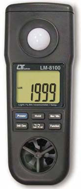 Anemometer Lutron LM-8100
