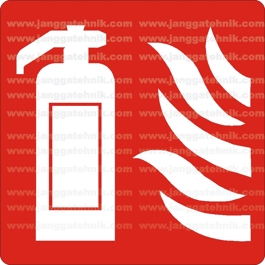Rambu Fire Extinguisher
